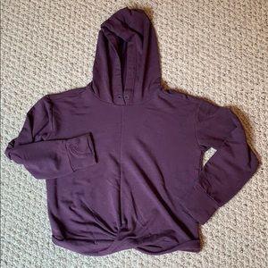 Athleta Girl super cozy hoodie - Size Large /12